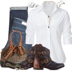 Short & Stout, created by tmlstyle on Polyvore