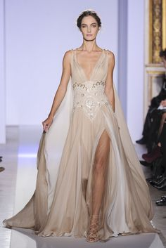 Zuhair Murad Spring 2013 haute couture | UPDATE! Spotted on Alessandra Ambrosio