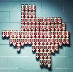 Lone Star Beer- from the Lone Star State! :: Follow #OutbackWesternWear for more great pins!