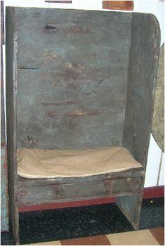 Settle Bench made by Primitiques.com