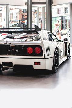 """ Ferrari F40 LM || Atlas || Photographer """