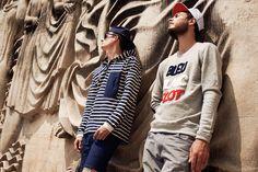 Image of BLEU BLANC CLOT Capsule Collection