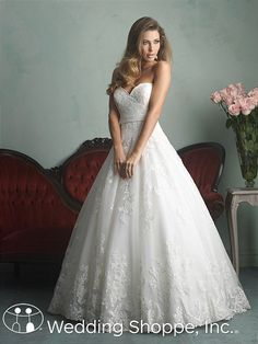 Allure Bridal Gown 9150