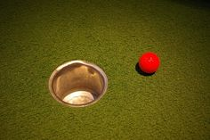 Do it Yourself Mini Golf