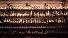 1. Multnomah Whiskey Library. 11 things to do in Portland.