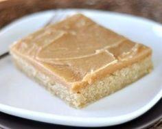 Fabulous Peanut Butter Texas Sheet Cake