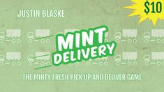 Mint Delivery (May 2018)