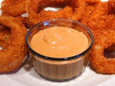 Red Robin's Campfire Sauce | 1 cup mayonnaise, 1 Hickory Brown Sugar Sweet Baby Ray's BBQ sauce, 1 teaspoon dried chipotle powder