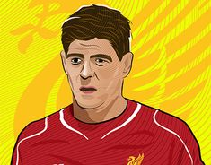 "Check out new work on my @Behance portfolio: ""Steven Gerrard Art illustration."" http://be.net/gallery/61483751/Steven-Gerrard-Art-illustration"