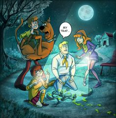 Scooby-Doo! Mystery Incorporated by mcguinnessjohn.deviantart.com on @deviantART