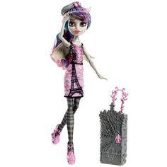 Monster High Travel Scaris Rochelle Goyle Doll