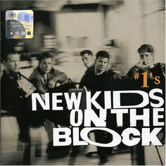 New Kids on the Block - I had the cassette tapes and WORE.THEM.OUT. haha!