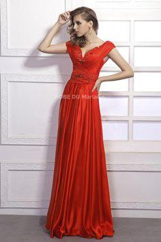 Robe de soiree pour mariage pas cher sur mesure originale for Robe pour mariage cette combinaison collier perle mariage