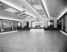 Caledonian Hotel ballroom
