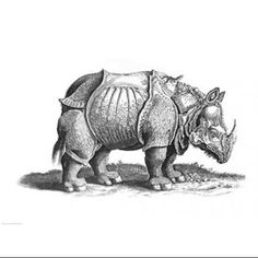 rhinoceros ionesco poster - Google Search