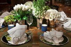 Fina louça - Decoração de Luxo Vic Meirelles