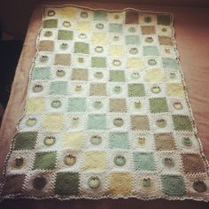 Just Crafty Enough – Reader Project: Owl Square Baby Blanket