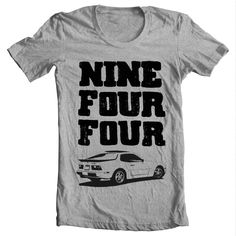 1987 Porsche 944 Turbo T-shirt