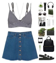"""Future islands"" by f-resh ❤ liked on Polyvore featuring Monki, Yasmine eslami, Alexander Wang, Pull&Bear, Jayson Home, Native Union, Dermalogica, Byredo, Natio and Bobbi Brown Cosmetics"