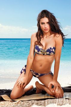 "Victorias Secret - Swimwear - ""Summer of Sexy"", 2012 http://en.flip-zone.com/fashion/swimwear/victoria-s-secret-2904"