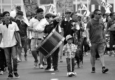 Marcha No Más AFP