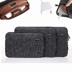 [ 30% OFF ] Gearmax Felt Sleeve Laptop Bag For Macbook Air 11 13 Pro 13 15 Retina 12 Notebook Case For 11 12 13 15 Inch Computer Bag