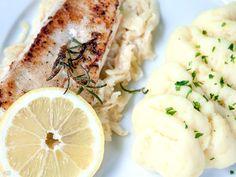 Rezept Zander auf Rahmkraut - lekker.berlin | Rezepte und mehr ... Food-Blog, Rezepte, Backen, Kochen, Drinks - Viel Spaß beim Lesen und Ausprobieren.