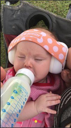 Milk & earmuffs = sleepy times :) Hearing Protection, Earmuffs, Milk, Times, Children, Baby, Kids, Newborns, Baby Baby