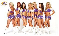 MN Vikings Cheerleaders 5