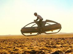 Hoverbikes could be up for sale as early as 2017...but do we have to wait? It's already  here?