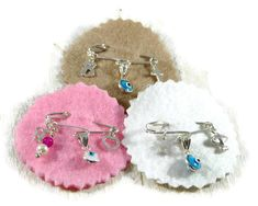 Baby Girl Gift. Sterling Silver Brooch. Baby Carriage Safety Pin. Protection Evel Eye Safety Pin. Stroller Pin Heart Charm. Baby Shower Gift. Butterfly Charm. Pink Safety Pin. Heart Charm Brooch. Eye Safety, Baby Carriage, Silver Brooch, Baby Girl Gifts, Heart Charm, Baby Shower Gifts, Butterfly, Charmed, Jewels