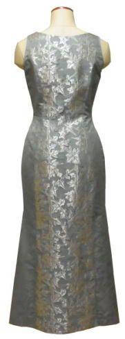 帯リメイクワンピースドレス-7