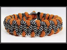 "Paracord Bracelet Tutorial: ""Scavenger Solomon Bar"" Bracelet Design Without Buckle - YouTube"