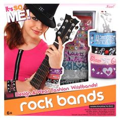 It's So Me Bling Rock Bands Kit