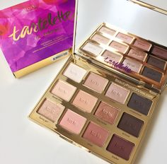 pιnтereѕт // conғυѕedтυмвlr ☾ ; Pinterest // notyohoney Tarte Tartelette In Bloom Palette