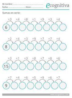 Preschool Math, Preschool Worksheets, Teaching Math, Math Activities, Math Addition Worksheets, First Grade Math Worksheets, 1st Grade Math, Math Charts, Math For Kids