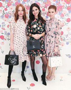 Kate Mara, Image Fashion, Star Fashion, Fashion Tips, Celebrity Style Casual, Celebrity Look, Kate Bosworth, Victoria Justice, Kate Spade