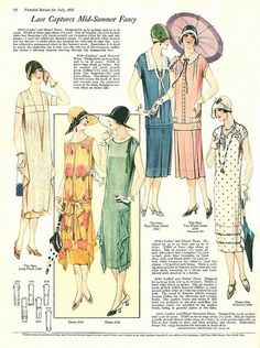 Making Changes in Life, Health, Crafting and ... Sewing - a Blog: Sewing Inspiration - Flappers and a Little Reality Check ... the 1920's