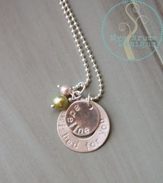 Beautiful Necklace for Mom - in regard to daughter!!