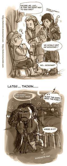 Fili, Kili, Thorin....