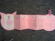 Poppleton: Realizing that the middle of a story is a the largest part.  Pig pattern.