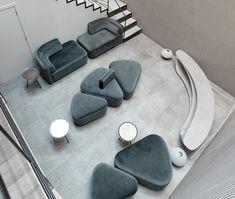 Likes, 10 Comments - BoConcept Refurbished Furniture, Sofa Furniture, Modern Furniture, Furniture Design, Plywood Furniture, Chair Design, Design Design, Living Room Sofa Design, Living Room Designs