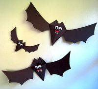 Halloween Crafts - Things to Make and Do, Crafts and Activities for Kids - The Crafty Crow