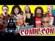 Comic Con New York 2016 Exclusive Cosplay Tour NYCC - Video --> http://www.comics2film.com/comic-con-new-york-2016-exclusive-cosplay-tour-nycc/  #Cosplay