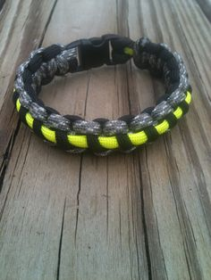 Navy Seal | Different take on paracord.