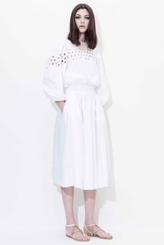 Francesco Scognamiglio | Resort 2015 Collection | Style.com