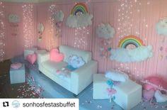 """27 Likes, 1 Comments - Arrasando na festa (@arrasandonafesta) on Instagram: """"É muita fofura em uma foto só #chuvadeamor #festalinda #festainfantil #childrenparty…"""""""