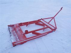 Woodworking Projects Diy, Welding Projects, Fun Projects, Custom Mini Bike, Tractor Implements, Tractor Attachments, Winter Project, Snow Dogs, Homemade Tools