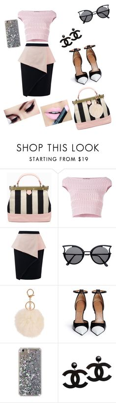 """""""Untitled #110"""" by catia-santos on Polyvore featuring Alexander McQueen, Givenchy and Fiebiger"""