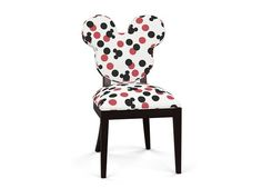 Browse Ethan Allen's selection of living room chairs! Find roomy chairs and occasional chairs; accent chairs available in hundreds of fabrics and leathers. Mickey Mouse Chair, Mickey Mouse House, Minnie Mouse, Mickey Y Minnie, Disney Furniture, Furniture Decor, Boys Furniture, Living Room Seating, Accent Chairs For Living Room
